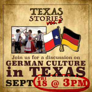 German Culture in Texas